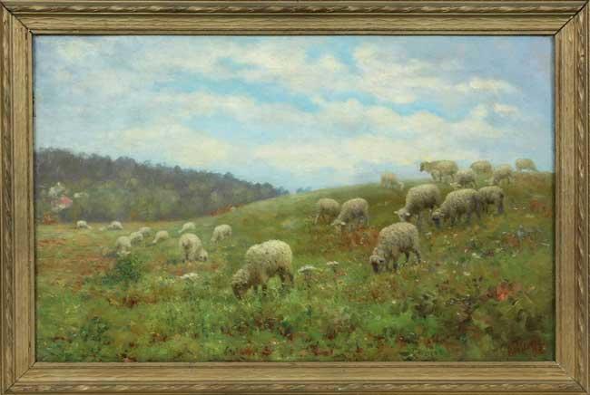 Charles Alfred Meurer Cinti 1865 1955 O C Pastoral
