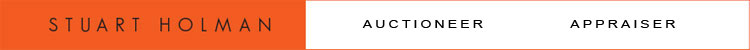 Stuart Holman:  Auctioneer | Appraiser