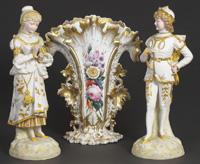 Stuart Holman S Spring Select Auction Porcelain And Glass